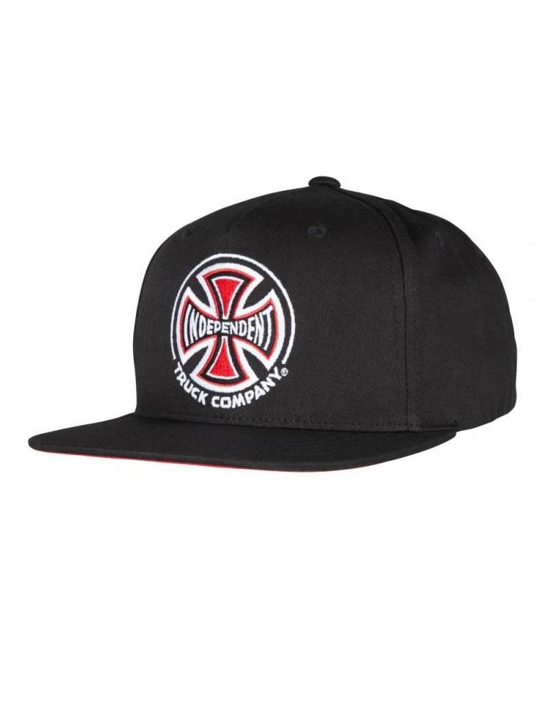 INDEPENDENT INDEPENDENT CAP TRUCK CO. BLACK