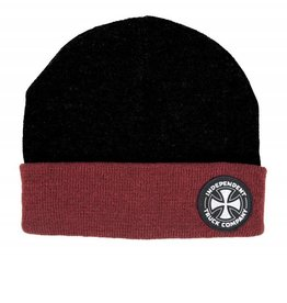 INDEPENDENT INDEPENDENT BEANIE ITC BLACK BLOOD