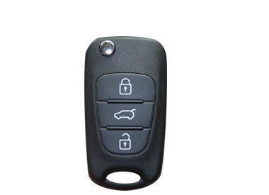 Hyundai - Flip key Model A