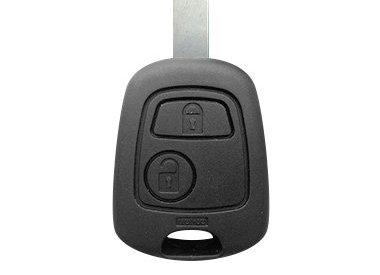 Peugeot - Modèle de clé standard D