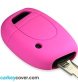 Car key Cover for Renault - Pink