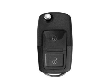 Audi - llave plegable modelo C