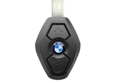 BMW – Modèle de clé standard A