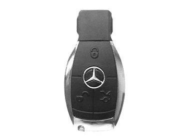Mercedes - Smart key Modell B