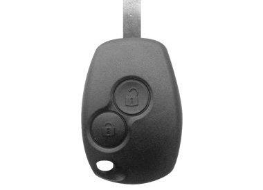 Renault - Modèle de clé standard A