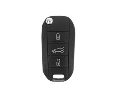 Peugeot - Llave plegable modelo C
