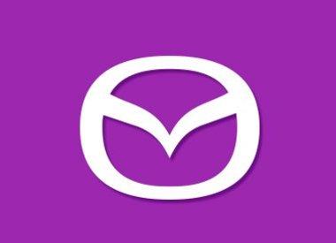 Mazda Schlüsselcover