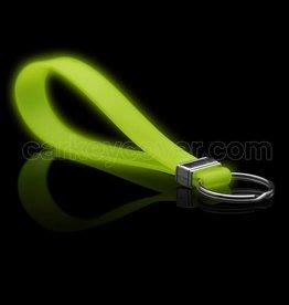 Schlüsselanhänger - Silikon - Glow in the Dark