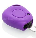 Renault Schlüssel Hülle - Violett