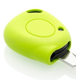 Renault Car key cover - Lime