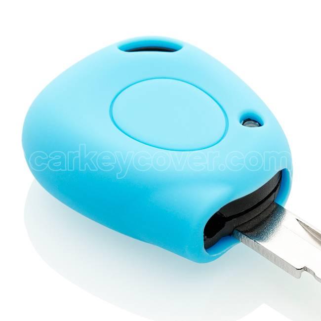 Renault Housse de protection clé - Bleu clair