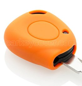 Renault Car key cover - Orange