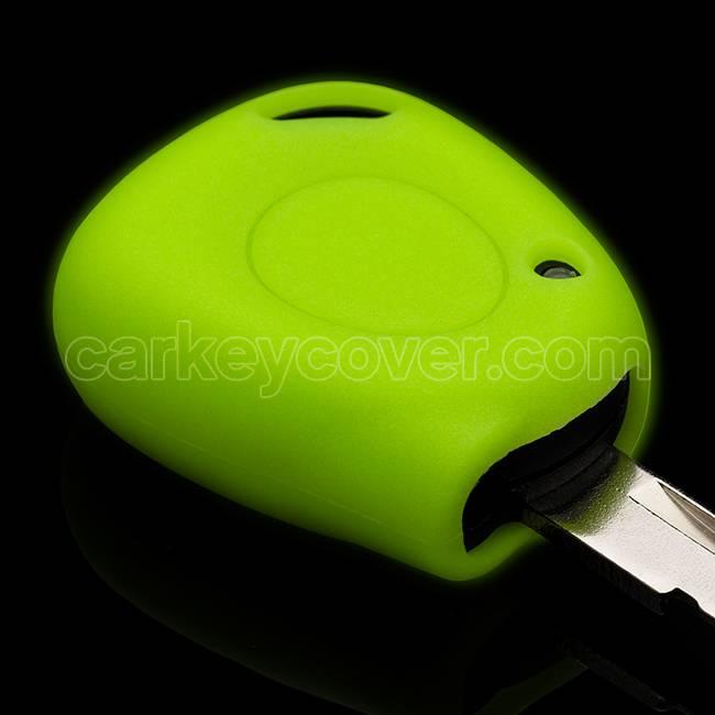 Renault Housse de protection clé - Glow in the Dark