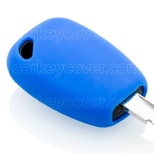 Renault Schlüsselcover - Blau