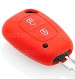 Renault Schlüssel Hülle - Rot