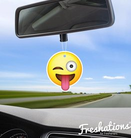 Emoticon - Funny tongue | Citrus