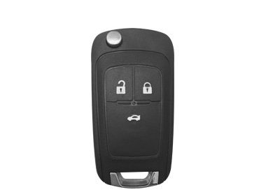 Chevrolet - Flip key Model A