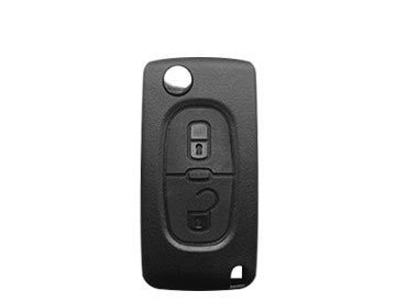 Peugeot - Flip key Model A