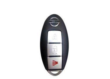 Nissan - Clé intelligente modèle A