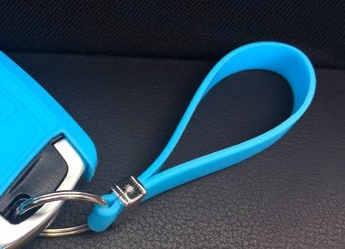 Porte-clés en silicone - SILITAG