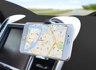 Phone holder - Universal vent holder