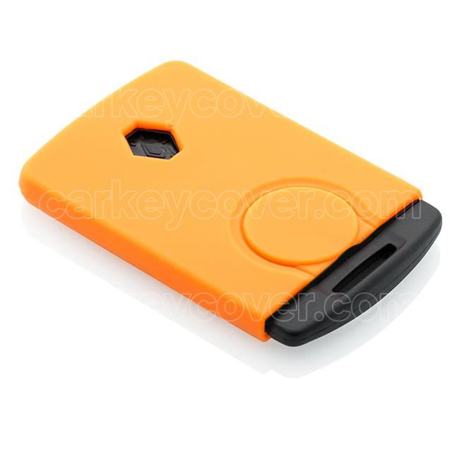 Renault Car key cover - Orange