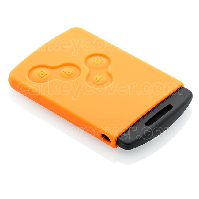 Renault Schlüsselcover - Orange
