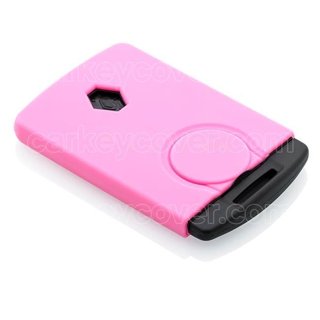 Renault Car key cover - Pink