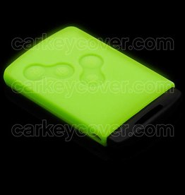 Car key Cover for Renault - Glow in the Dark