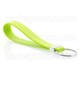 Keychain - Silicone - Lime