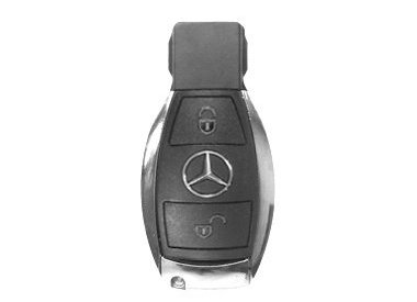 Mercedes - Clé intelligente Modèle C