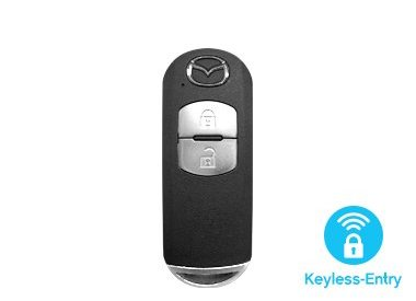Mazda - Smart key (Keyless-Entry)