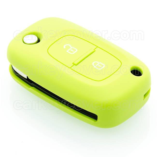 Renault Schlüsselcover - Lindgrün