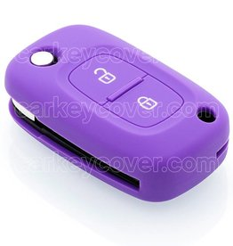Renault Schlüsselcover - Violett