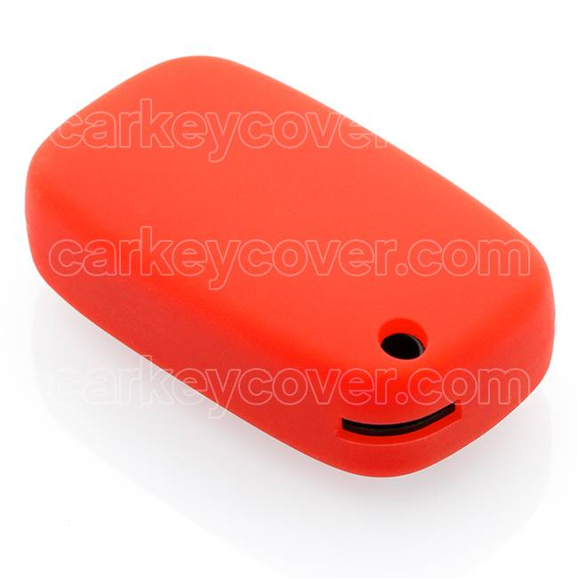 Renault Schlüsselcover - Rot