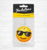 Air fresheners by Freshations | Emoticon - Sunglasses | New Car