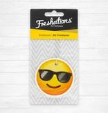 Assainisseurs d'air de Freshations | Émoticône - Sunglasses | New Car