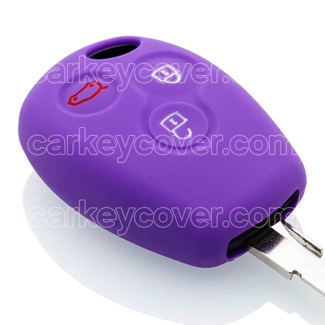 Renault Housse de protection clé - Violet