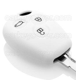 Renault Schlüssel Hülle - Weiß