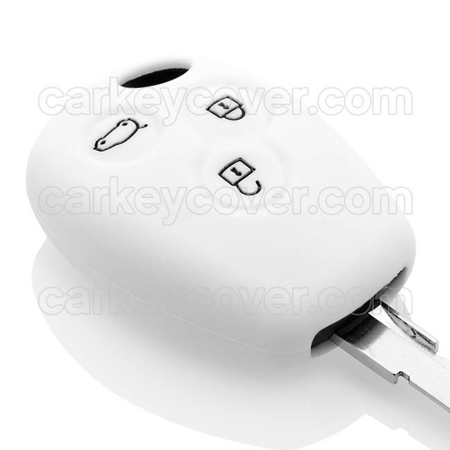 Renault Car key cover - White
