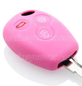 Renault Car key cover - Pink