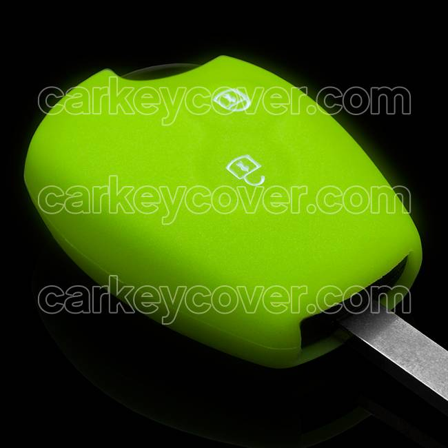 Renault KeyCover - Fosforescente
