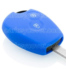 Renault Car key cover - Blue