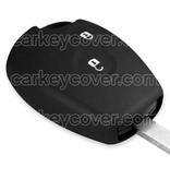 Renault Housse de protection clé - Noir