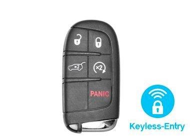 Fiat - Smart key Modell F