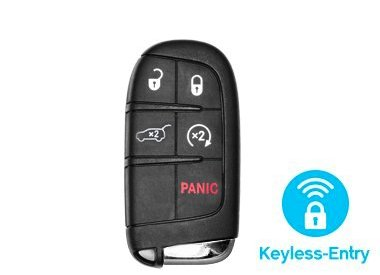 Jeep - Smart key Model A