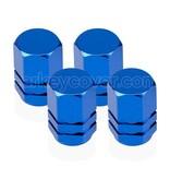 Tire valve caps - Blue (universal)