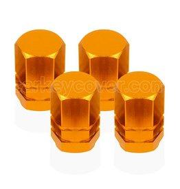 Reifen Ventilkappen - Gold (universal)