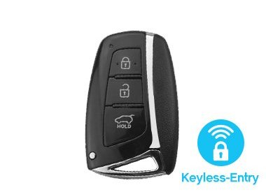 Hyundai - Smart key Modèle D