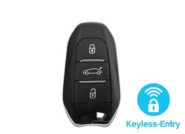 Peugeot - Smart key Modello G